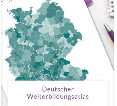 Regionale Unterschiede in der Weiterbildung – Deutscher Weiterbildungsatlas